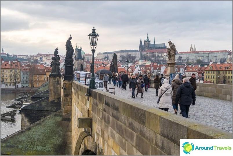 Kaarlen silta Prahassa