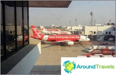 Летище Дон Муанг и как да стигнете до Банкок и Суварнабхуми