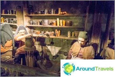 Музей на восък в Прага - скъп и скромен