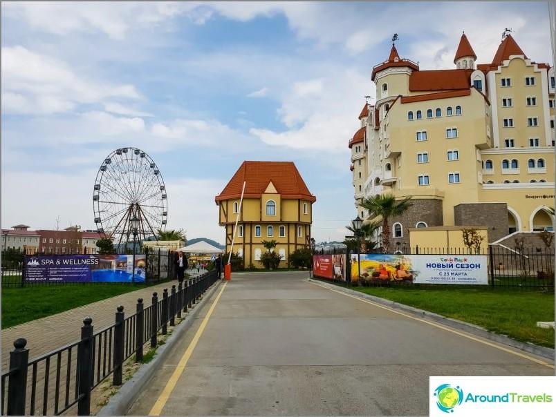 Huvipuisto Sochi Park