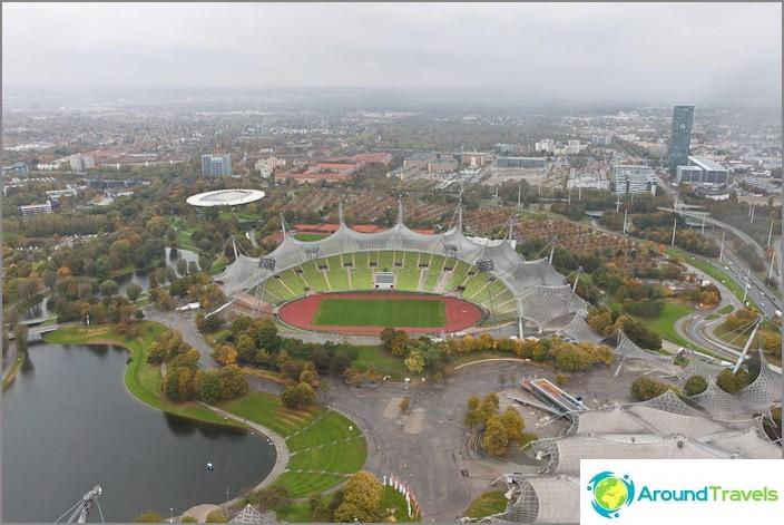 Olympiastadion - olipian stadion