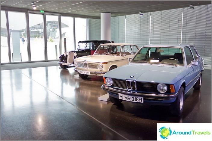 Музей на BMW в Мюнхен