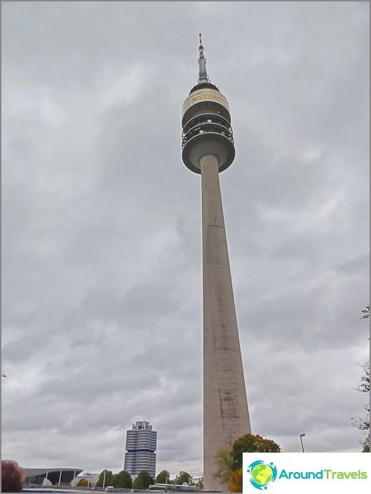 Олимпийска кула
