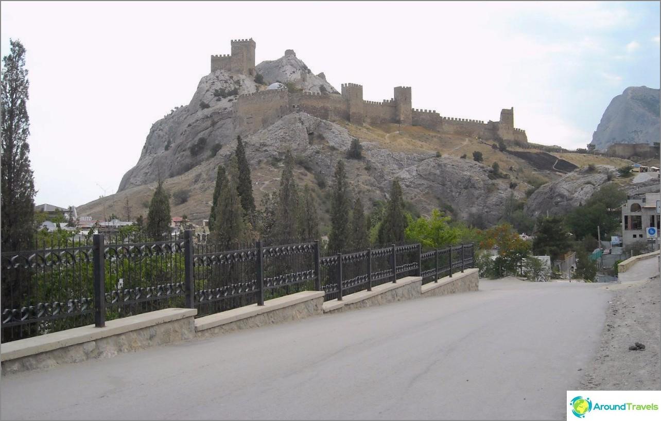 Genoesin linnoitus