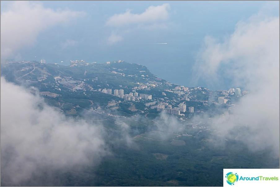 Näkymä Jaltalta Ay Petriltä