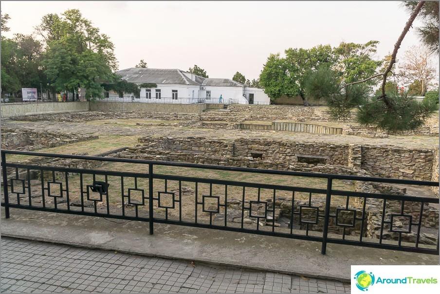 Археологически музей на Горгипия