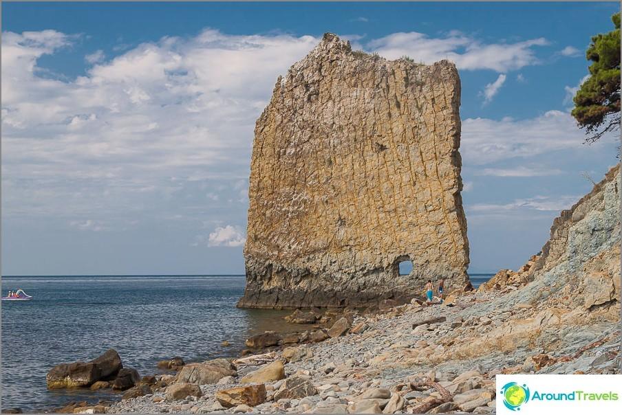 Rock Sail