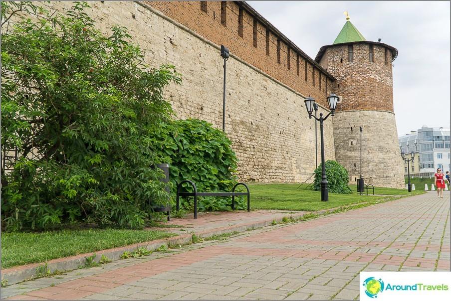 Kreml Nižni Novgorodissa