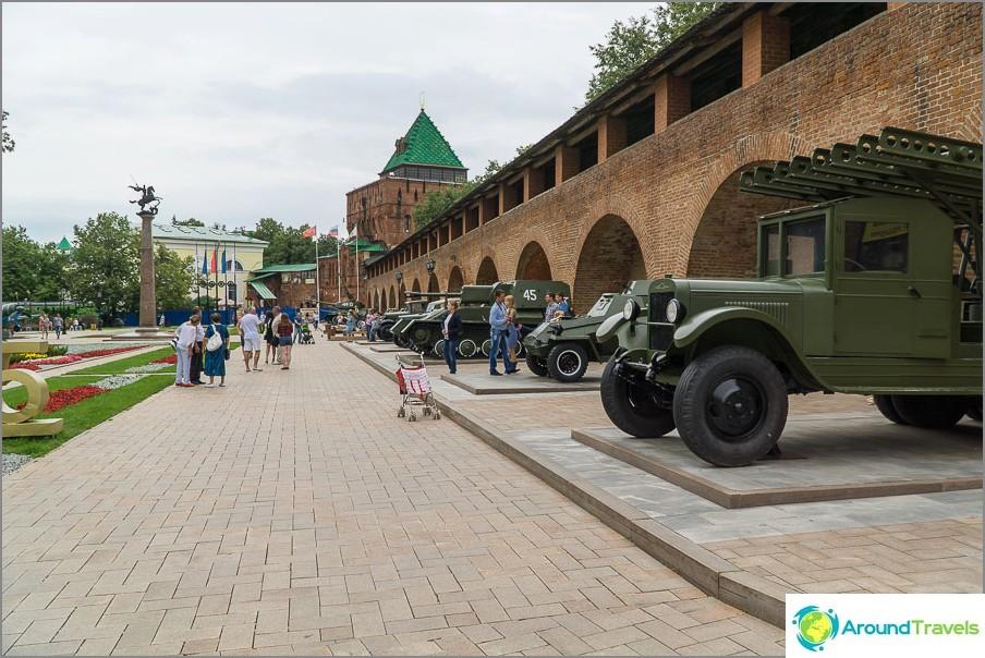 Nižni Novgorodin Kreml