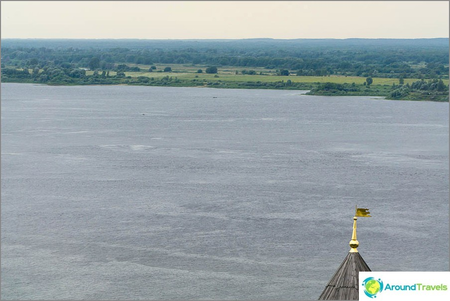 Волга и гори
