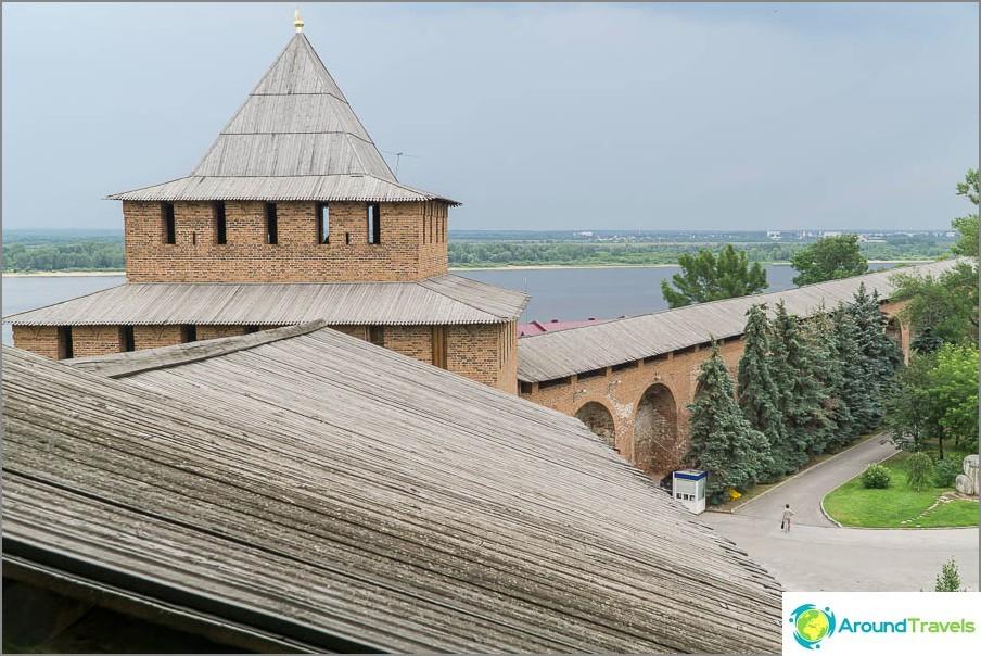 Нижни Новгород Кремъл