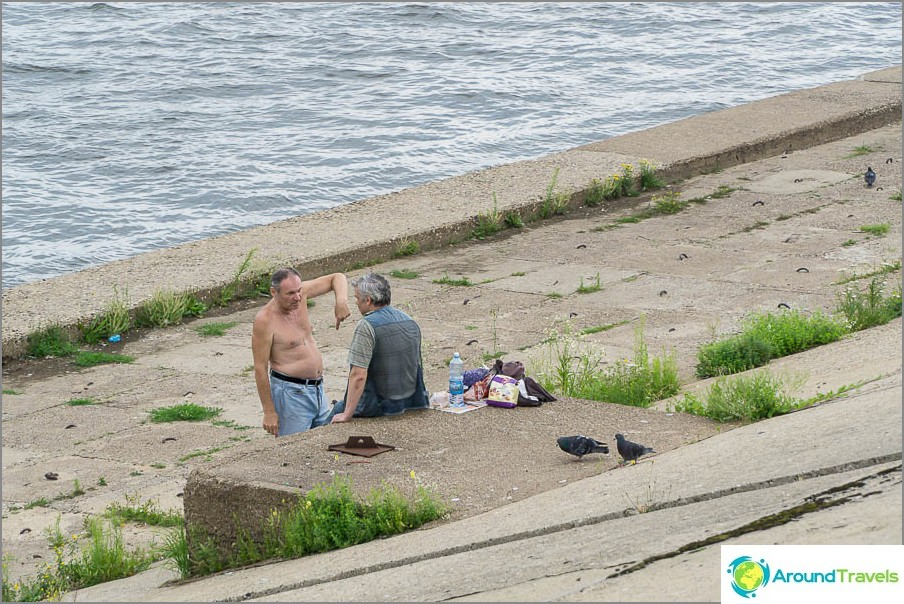Насип на Нижни Новгород