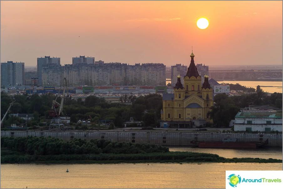 Залез в Нижни Новгород