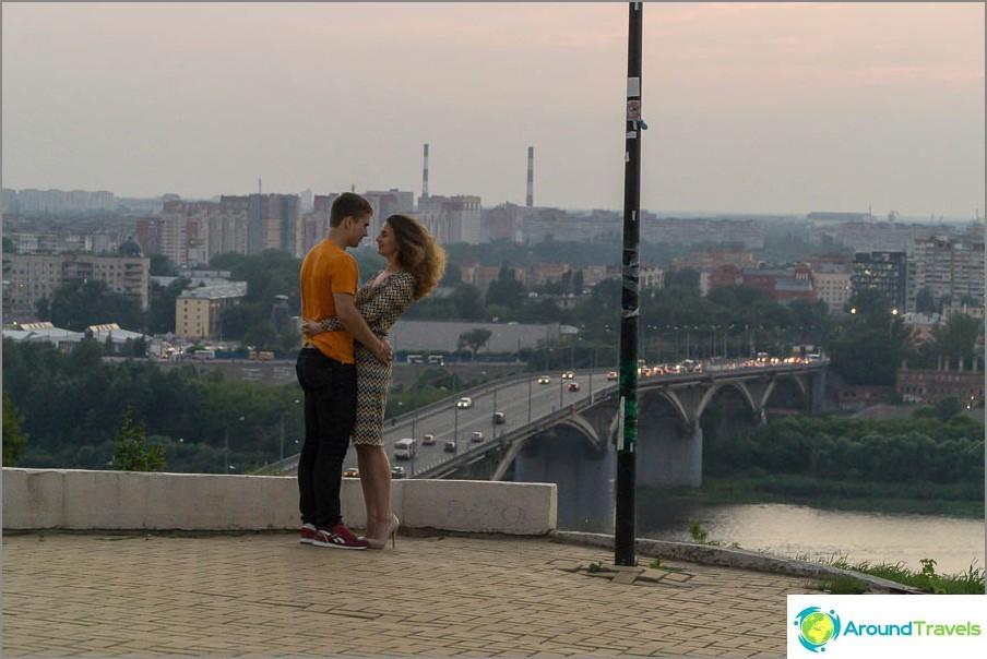 Романтичен Нижни Новгород