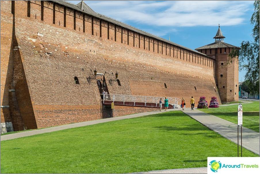 Sama säilynyt seinä