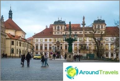 Prahan linna - Prahan keskiaikainen helmi