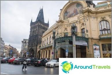 Powder Tower Prahassa - arvioni ohimennen