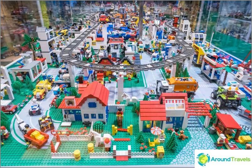 Lego-museo Prahassa
