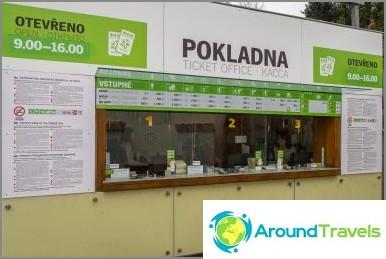 Prahan eläintarhan aukioloajat