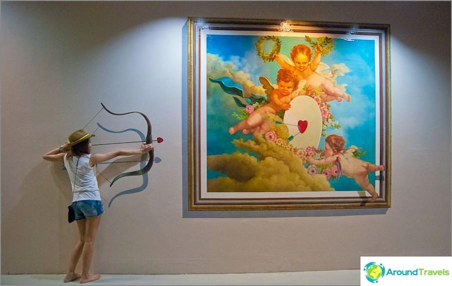 Mitä itse nähdä Pattayassa - luetteloni