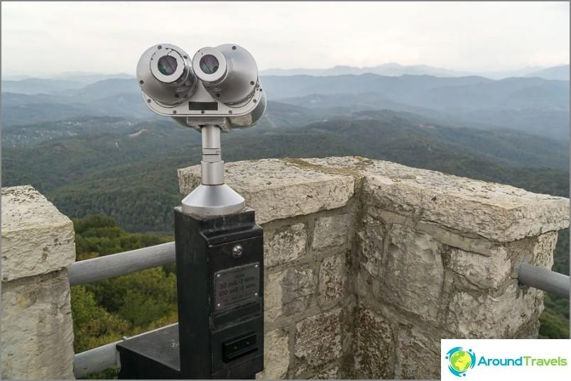 Näkymä Akhun-tornista