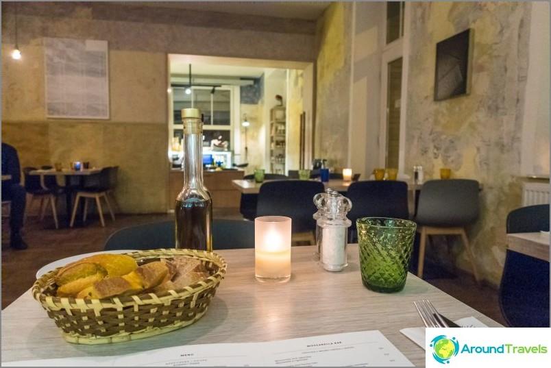 Ravintola La Bottega Gastronomica - verkossa kulinaarisia ravintoloita Prahassa