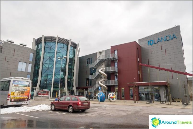 IQ Landia Liberecissä