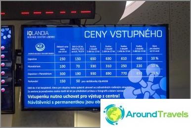 IQ Landia - viisi kerrosta kiehtovaa tiedettä Liberecissä