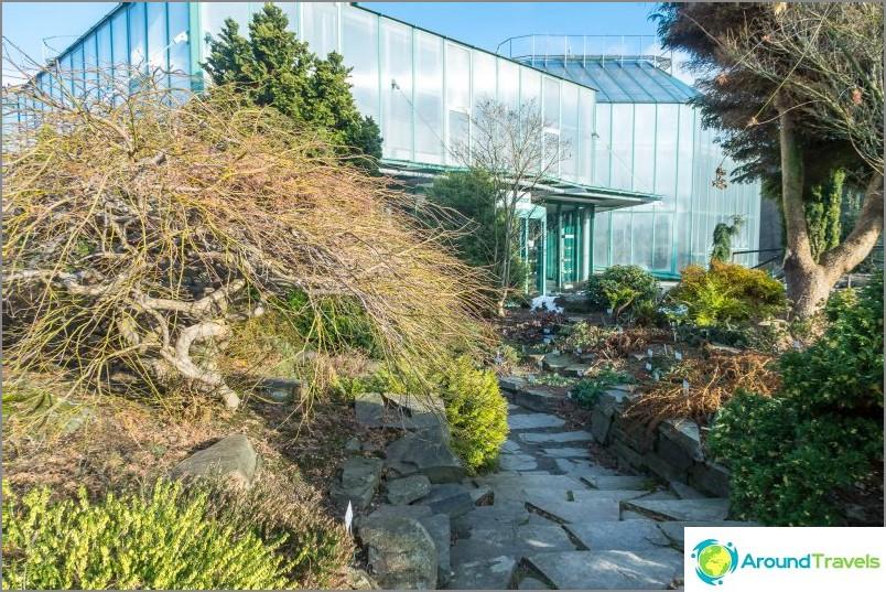 Liberecin kasvitieteellinen puutarha