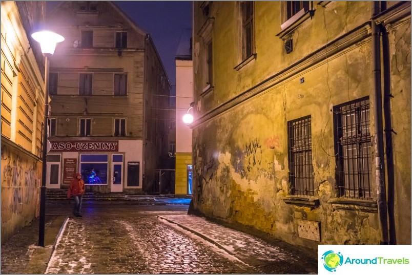 Minun vaikutelmani Liberecin kaupungista Tšekin tasavallassa