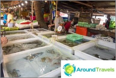 Rawai-ruokamarkkinat, Phuket
