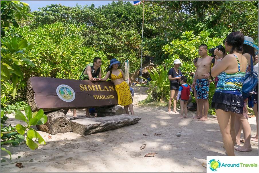 Similanin saaret