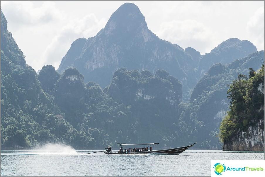 Cheow Lan -järvi