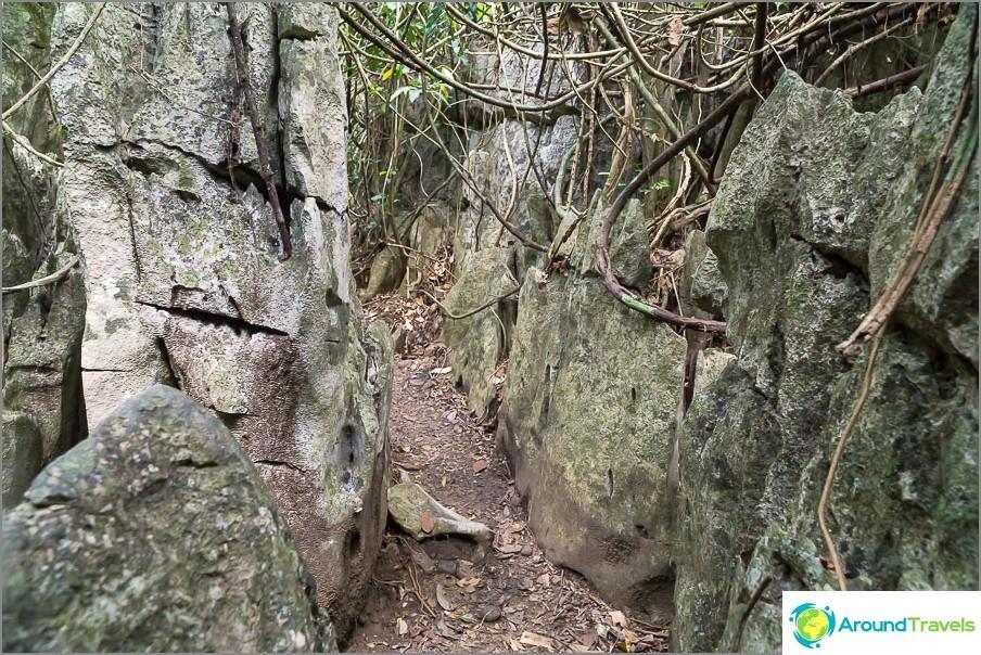 Kivikäytävä