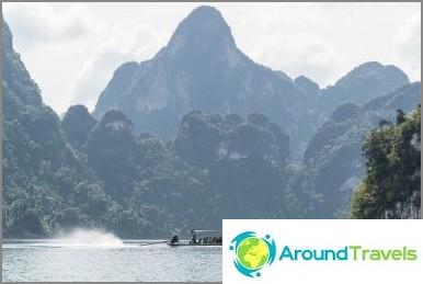 Retki Cheo Lan -järvelle - loistava paikka lähellä Phuketia