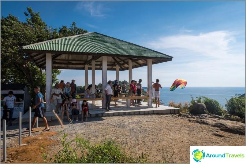Tarkkailutaso - Phuketin tuulimylly