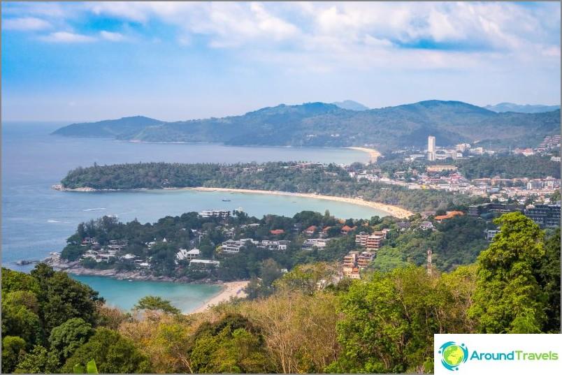 Phuket Island - Thaimaan suosituin lomakeskus