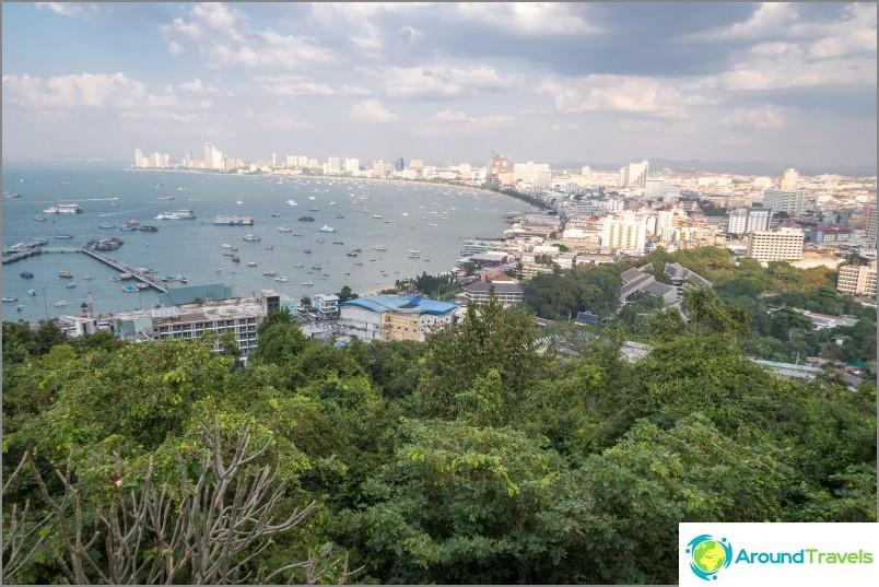 Pattayan näköalatasanne