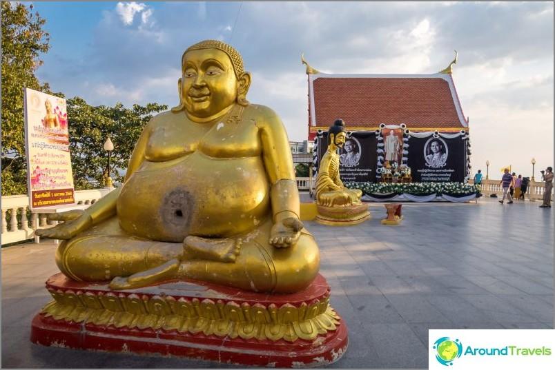 Iso Buddha Pattayassa ja vähän tunnettu kiinalainen temppelimuseo