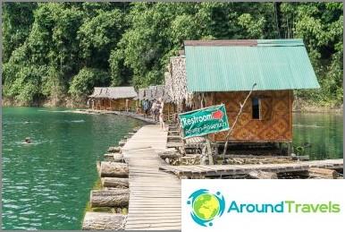 Khao Sokin kansallispuisto ja Cheo Lan -järvi - kiertue, miten pääset, hinnat