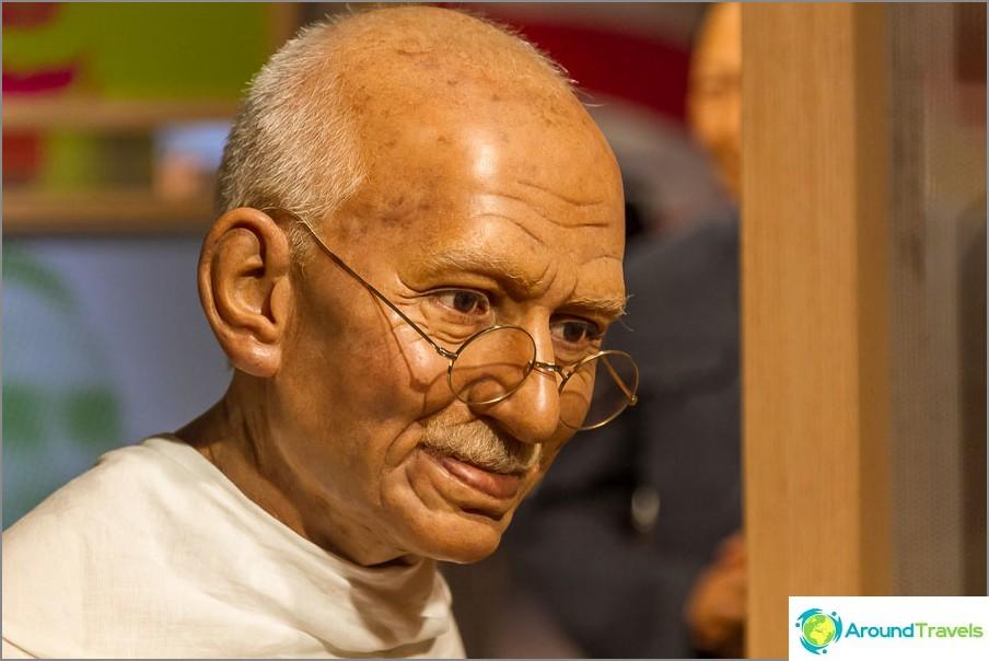Gandhi - se, jonka elämäntarina kerran järkytti minua