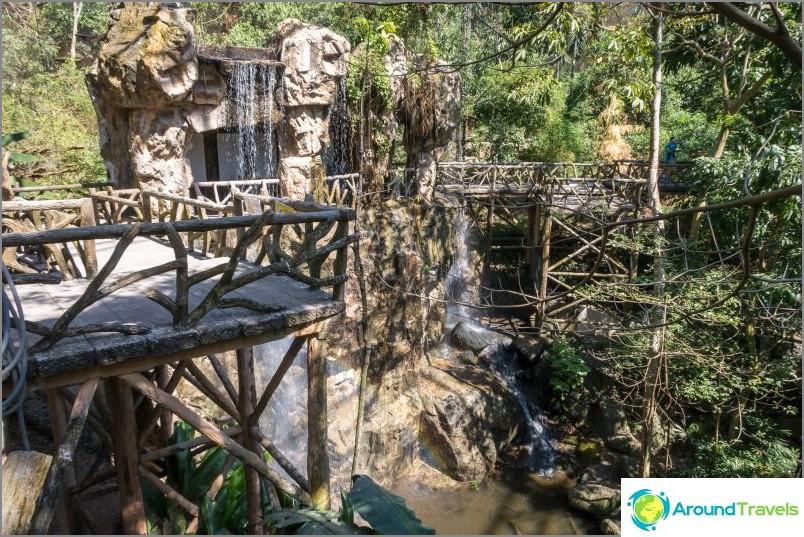 Khao Kheon avoin eläintarha