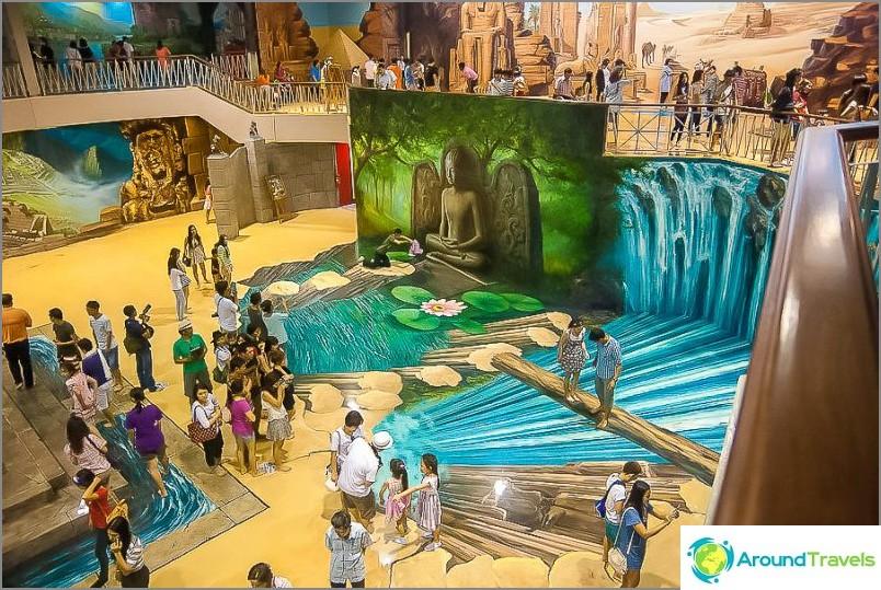 3D-galleria Pattayassa