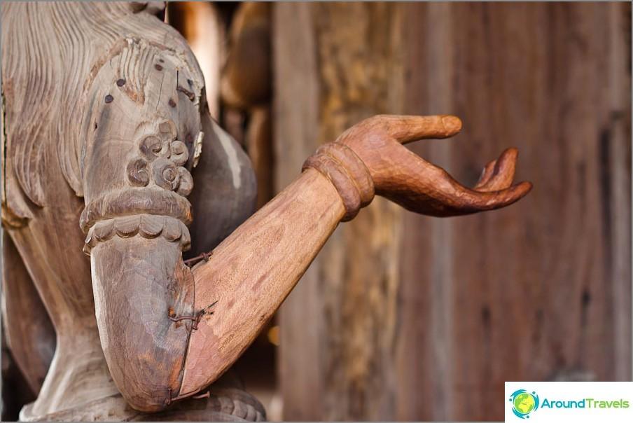 Hammasproteesit puulajeille