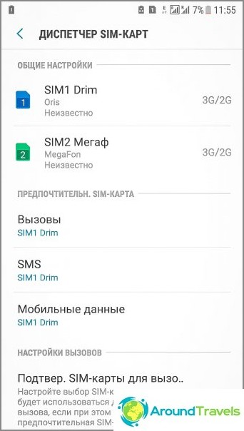 Toimitettu 3G / 2G-auto