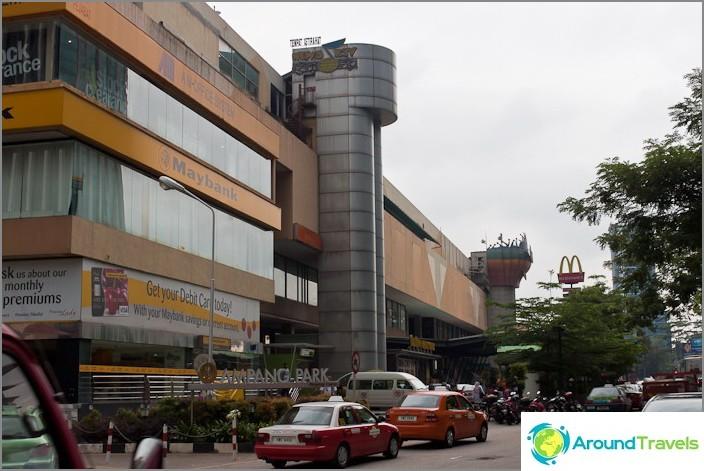 Ampang Park -ostoskeskus