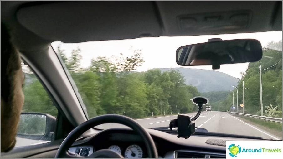 Autonvuokraus Krimissä