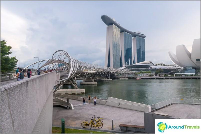 Helix-silta Singaporessa