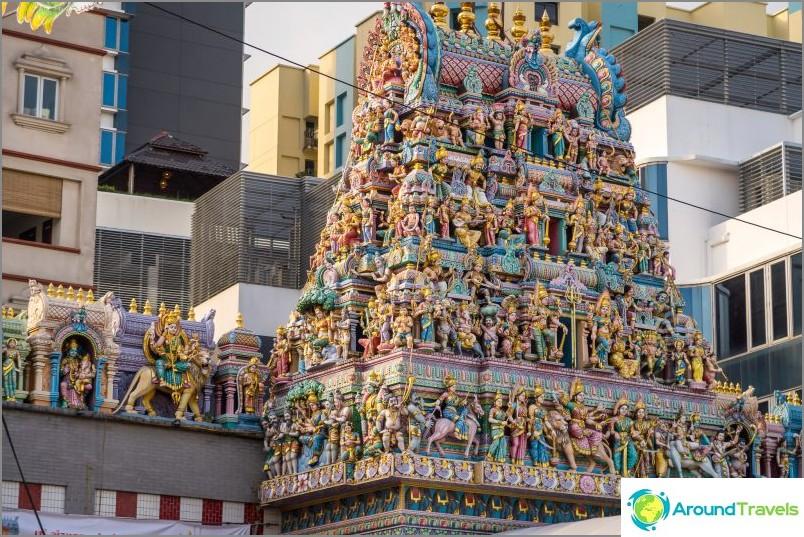 Sri Veeramakaliamman -temppeli Singaporessa