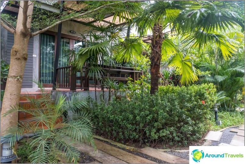 Suuri hotelli lähellä Tong Sala - Mangrove Villa Bungalow